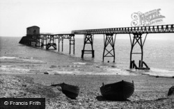 Selsey, Lifeboat Station c.1955
