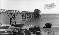 Selsey, Lifeboat Station c.1960
