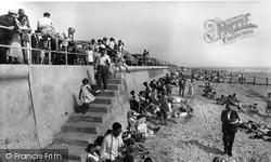 Selsey, Marine Beach c.1955