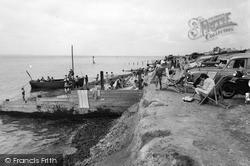 Selsey, Marine Beach c.1960