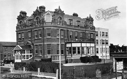 Selsey, Marine Hotel c.1950