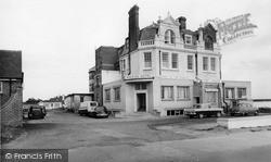 Selsey, Marine Hotel c.1958