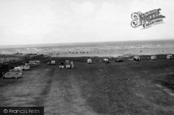 Selsey, Medmerry Camp c.1950