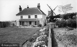 Selsey, Mill Farm c.1960