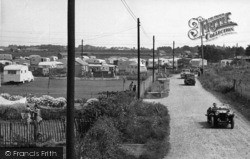 Selsey, Mill Lane c.1955