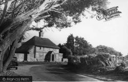 Selsey, Mill Lane c.1960