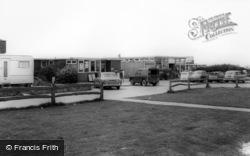 Selsey, Reception, White Horse Caravan Park c.1965