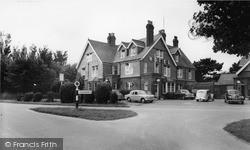 Selsey, Selsey Hotel c.1960