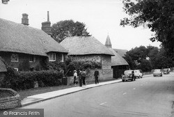 Selsey, Sessions Cottage c.1960