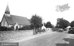 Selsey, St Peter's Church 1930