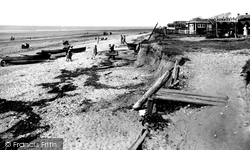 Selsey, The Beach 1930