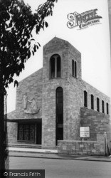 Selsey, The Catholic Church c.1965
