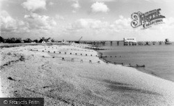 Selsey, The Lifeboat House c.1960