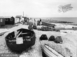Selsey, The Lobster Pots, East Street c.1960
