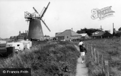 Selsey, The Mill c.1955