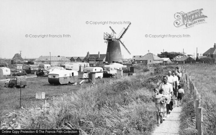 Photo of Selsey, The Mill c.1955