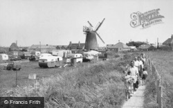 The Mill c.1955, Selsey