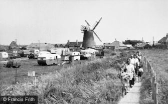 Selsey, the Mill c1955
