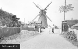 Selsey, The Mill c.1960