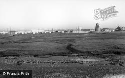 Selsey, The Mill, Caravan Site c.1965