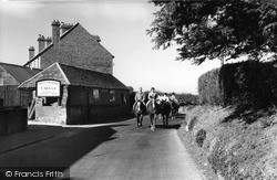 Selsey, The Old Forge, West Street c.1960