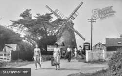 The Old Mill c.1950, Selsey