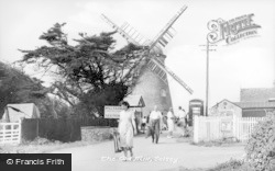 Selsey, The Old Mill c.1955