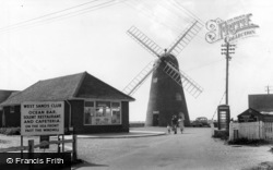 Selsey, The Windmill c.1960