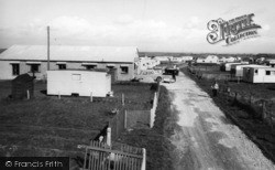 Selsey, The Windmill Club c.1960