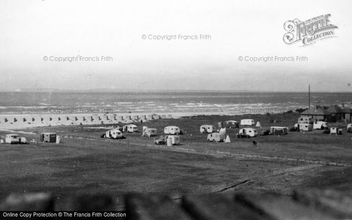 Photo of Selsey, View From Mill Lane c.1950