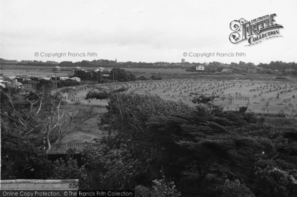 Photo of Selsey, View From Windmill c.1950