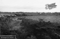 Selsey, View From Windmill c.1950