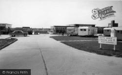 Selsey, White Horse Caravan Park c.1960