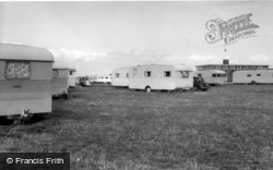 Selsey, White Horse Caravan Site c.1960