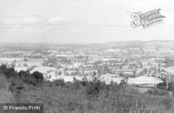 Selsley, View From Penn Wood c.1950