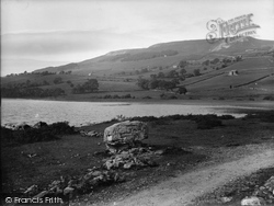 Semerwater, The Carlow Stone 1929, Semer Water