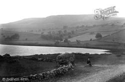 Semerwater, The Foot Of The Lake 1911, Semer Water