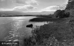 Semerwater, The Head Of The Lake 1929, Semer Water