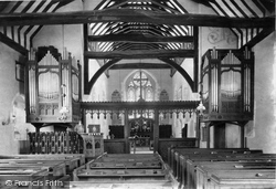 Send, Church Interior 1909