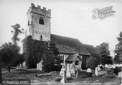 Send, St Mary The Virgin Church 1906