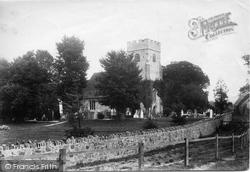 Send, St Mary The Virgin Church 1909