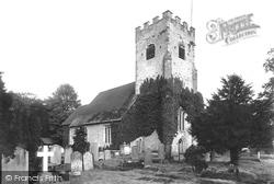 Send, St Mary The Virign Church 1906