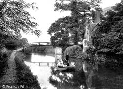 Send, Tannery Bridge 1909