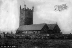 Sennen, Church 1908