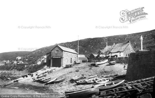 Sennen Cove, 1913