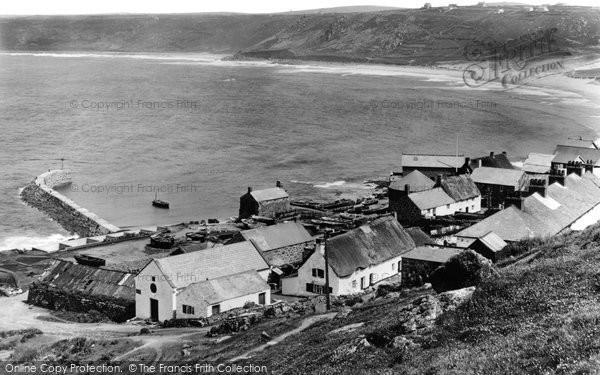 Sennen Cove, 1927