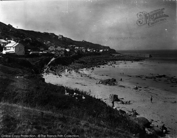 Sennen, Whitesand Bay 1931