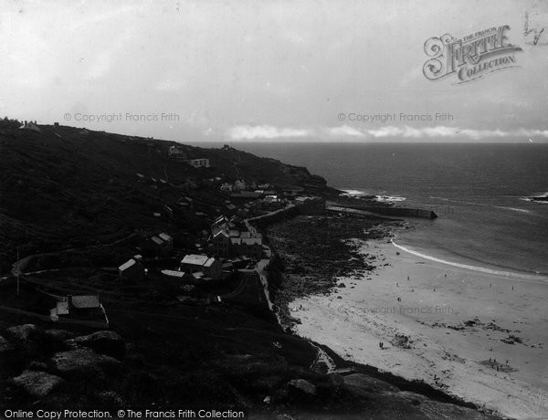 Sennen, Whitesand Bay 1936