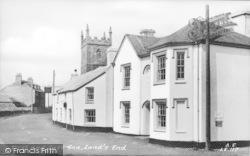 Sennen, First And Last Inn c.1955