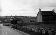 Sennen, Land's End from Village c1955